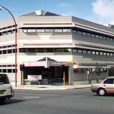 Russell Centre, 159 St Georges Terrace Perth (1986)